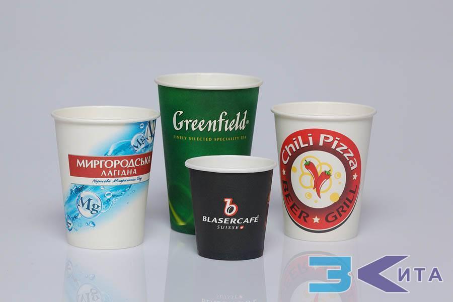 Как делают пластиковые и бумажные одноразовые стаканчики